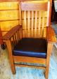 Harden Oak Mission chair $595.00